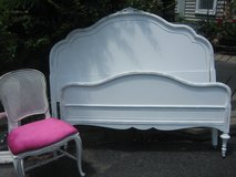 shabby chic full vintage bed in St. Charles, Illinois