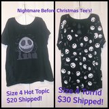 The Nightmare Befor Christmas Tee's! in Alamogordo, New Mexico