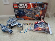 Lego Star Wars 75147 with all parts, box, and manual in Camp Lejeune, North Carolina