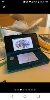 Nintendo 3DS console in box/2 games in Fort Leonard Wood, Missouri