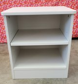 White nightstand in bookoo, US