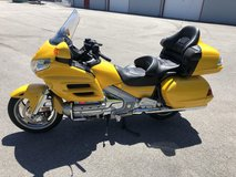2010 Honda Goldwing Audio Comfort Navi XM in Wilmington, North Carolina