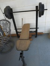 Marcy Weight Bench in Alamogordo, New Mexico