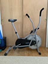 Stationary exercise bike in Glendale Heights, Illinois