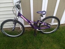 "Trek 220 girls bike, 24"" wheels in Bolingbrook, Illinois"