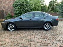 2006 Honda Accord EX-L 2.4 i-VTEC (Acura TSX in the States) Excellent Condition! in Lakenheath, UK