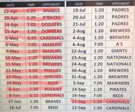 2019 CHICAGO CUBS TICKETS in Chicago, Illinois