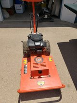 DR field brush mower in Alamogordo, New Mexico