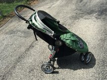 Like New Baby Jogger City Mini Stroller in Tinley Park, Illinois