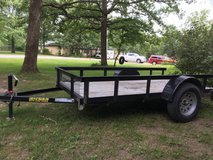 2018 Load and Go 5X10 Utility Trailer in Fort Leonard Wood, Missouri