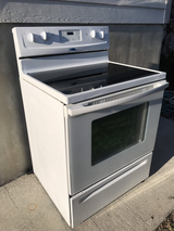 whirpool glass top oven self cleaning in Camp Lejeune, North Carolina