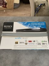 Sony BDP-S370 Blu-ray Player (1080p Full HD, Dolby True HD, Wi-Fi ready) in Grafenwoehr, GE