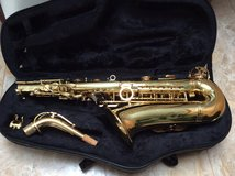 Training Saxophone in Stuttgart, GE