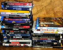 DVD LOT collection ,The Girl in the Spider Web etc; or individual ...pick and giv... in Ramstein, Germany