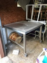 rolling table in Cherry Point, North Carolina