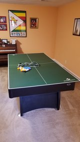 Pool/Ping Pong Table in Fort Campbell, Kentucky