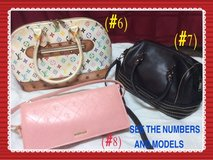 """PURSES OR BACKPACK OF DIFFERENT MODELS*#2** in Okinawa, Japan"