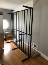 "Zinis 16"" King Bed Frame (new) in Glendale Heights, Illinois"