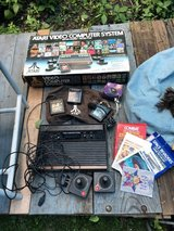 Atari system CX 2600A & games in Glendale Heights, Illinois