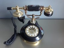 Antique Vintage Porcelain Phone in Fort Campbell, Kentucky