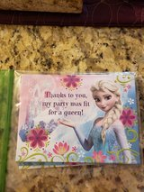 Elsa thank you post cards in Bolingbrook, Illinois