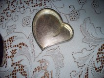 STERLING SILVER HEART  , EARING /RING/  NECKLACE HOLDER in Fairfield, California