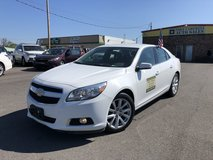 2013 CHEVROLET MALIBU LT SEDAN 4D 4-Cyl 2.5 LITER in Fort Campbell, Kentucky