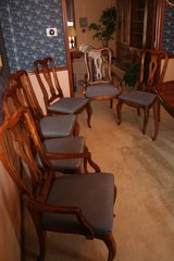 """Ethan Allen dining room """"Country French"""" collection chair Set in Glendale Heights, Illinois"""
