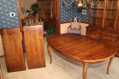 """Ethan Allen Dining Room Table """"Country French"""" Collection in Glendale Heights, Illinois"""