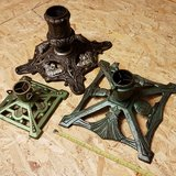 Cast Iron Christmas Tree Stands in Wiesbaden, GE