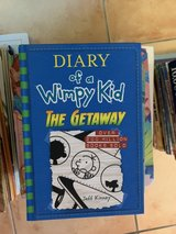 diary of a wimpy kid - the getaway in Grafenwoehr, GE