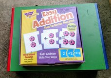 Easy Addition Puzzles in Glendale Heights, Illinois