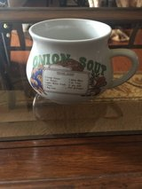 Soup cup in Aurora, Illinois