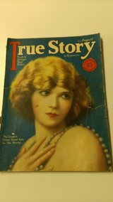 1920 True Story magazine in Warner Robins, Georgia