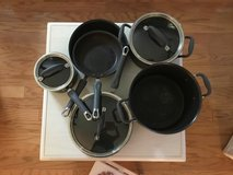 Household cookware in Beaufort, South Carolina