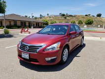 2014 Nissan Altima S - 76,496 mi. Single owner/well maintained and Clean in Camp Pendleton, California