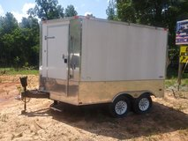 Enclosed Trailer / Toy Hauler in Macon, Georgia