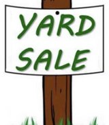 yard Sale 7:30 am to 12:00 pm today in Beaufort, South Carolina