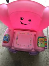 Fisher Price smart stages chair! in Chicago, Illinois