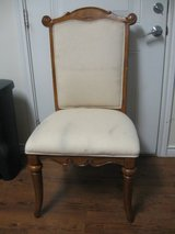 Dining Wooden Chair*Come Get It!* in Houston, Texas