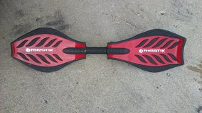Red and Black Ripstik in Tinley Park, Illinois