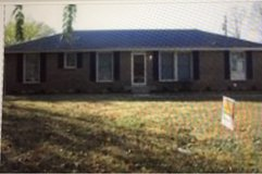 3 bedroom ranch home in Fort Campbell, Kentucky