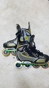 Tour code1 EX online hockey skates in Elgin, Illinois