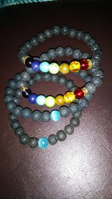 lava rock bracelets! in Fort Campbell, Kentucky