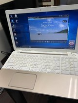 Toshiba Japanese Model Laptop in Okinawa, Japan