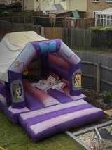 12x12 bouncy castle and blower with raincover in Lakenheath, UK