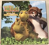 Over The Hedge Hardcover in Okinawa, Japan