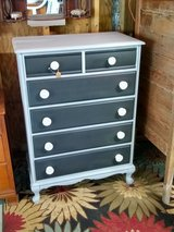 antique solid maple chalk paint dresser in Cherry Point, North Carolina