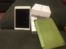 iPad mini 4 model with cellular options. 128Gb with case in Okinawa, Japan