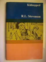 Book by Robert L. Stevenson in Ramstein, Germany